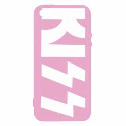Чохол для iphone 5/5S/SE Kiss Logo