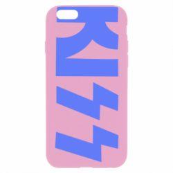 Чехол для iPhone 6/6S Kiss Logo