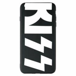 Чехол для iPhone 6 Plus/6S Plus Kiss Logo