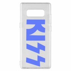 Чехол для Samsung Note 8 Kiss Logo