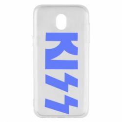 Чохол для Samsung J5 2017 Kiss Logo