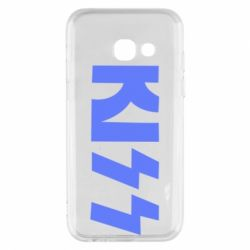 Чохол для Samsung A3 2017 Kiss Logo