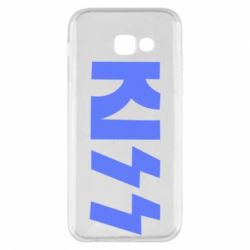 Чехол для Samsung A5 2017 Kiss Logo