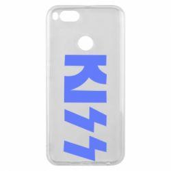 Чехол для Xiaomi Mi A1 Kiss Logo