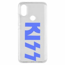 Чехол для Xiaomi Mi A2 Kiss Logo
