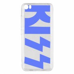 Чехол для Xiaomi Mi5/Mi5 Pro Kiss Logo