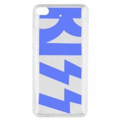 Чехол для Xiaomi Mi 5s Kiss Logo