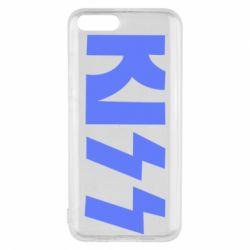 Чехол для Xiaomi Mi6 Kiss Logo