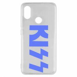 Чехол для Xiaomi Mi8 Kiss Logo