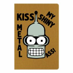 Блокнот А5 Kiss metal
