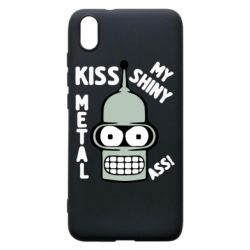 Чехол для Xiaomi Redmi 7A Kiss metal