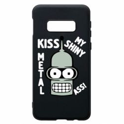 Чехол для Samsung S10e Kiss metal