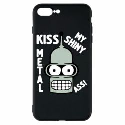 Чехол для iPhone 7 Plus Kiss metal