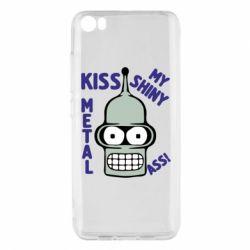 Чохол для Xiaomi Mi5/Mi5 Pro Kiss metal