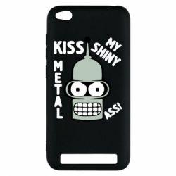 Чехол для Xiaomi Redmi 5a Kiss metal
