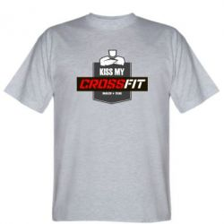 Футболка Kiss my CrossFit