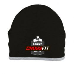 Шапка Kiss my CrossFit - FatLine