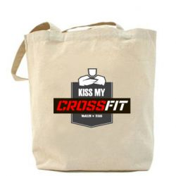 Сумка Kiss my CrossFit - FatLine
