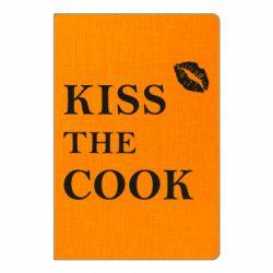 Блокнот А5 Kiss the cook
