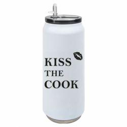 Термобанка 500ml Kiss the cook