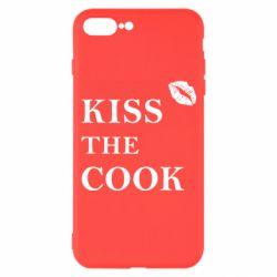 Чехол для iPhone 7 Plus Kiss the cook