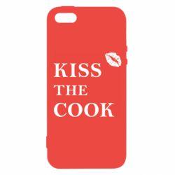 Чехол для iPhone5/5S/SE Kiss the cook