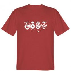 Мужская футболка KiSS - FatLine