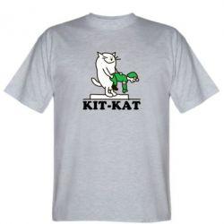 Мужская футболка Kit-Kat - FatLine