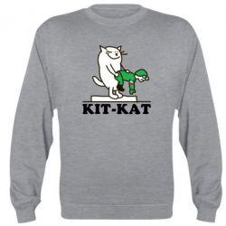 Реглан Kit-Kat - FatLine