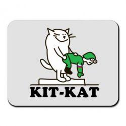 Коврик для мыши Kit-Kat - FatLine