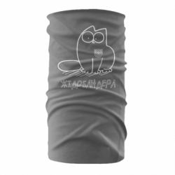 Бандана-труба Кіт-жідобандера