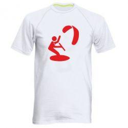 Мужская спортивная футболка Kite Logo