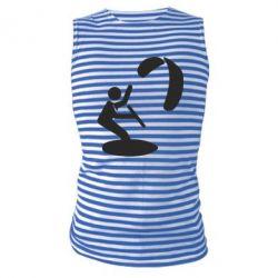 Майка-тельняшка Kite Logo