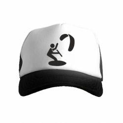 Детская кепка-тракер Kite Logo