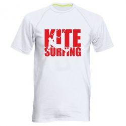 Чоловіча спортивна футболка Kitesurfing
