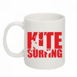 Кружка 320ml Kitesurfing