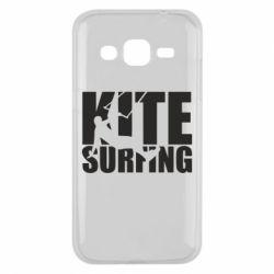 Чохол для Samsung J2 2015 Kitesurfing
