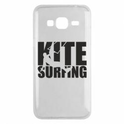 Чохол для Samsung J3 2016 Kitesurfing