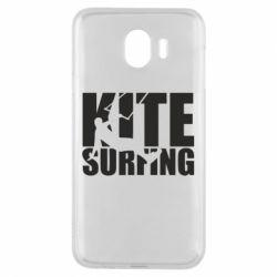 Чохол для Samsung J4 Kitesurfing