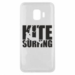 Чохол для Samsung J2 Core Kitesurfing