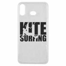 Чохол для Samsung A6s Kitesurfing