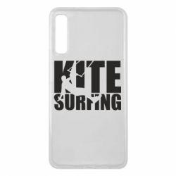 Чохол для Samsung A7 2018 Kitesurfing