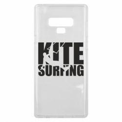Чохол для Samsung Note 9 Kitesurfing