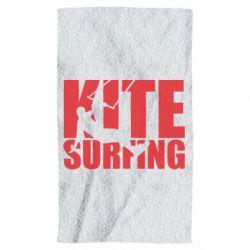 Рушник Kitesurfing