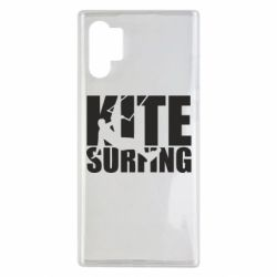 Чехол для Samsung Note 10 Plus Kitesurfing