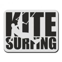 Килимок для миші Kitesurfing