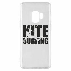 Чохол для Samsung S9 Kitesurfing