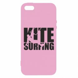 Чохол для iphone 5/5S/SE Kitesurfing