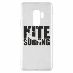 Чохол для Samsung S9+ Kitesurfing