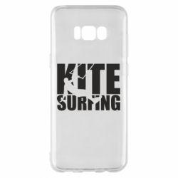 Чохол для Samsung S8+ Kitesurfing